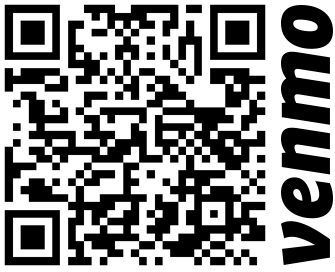 QR code for Ayla's venmo account